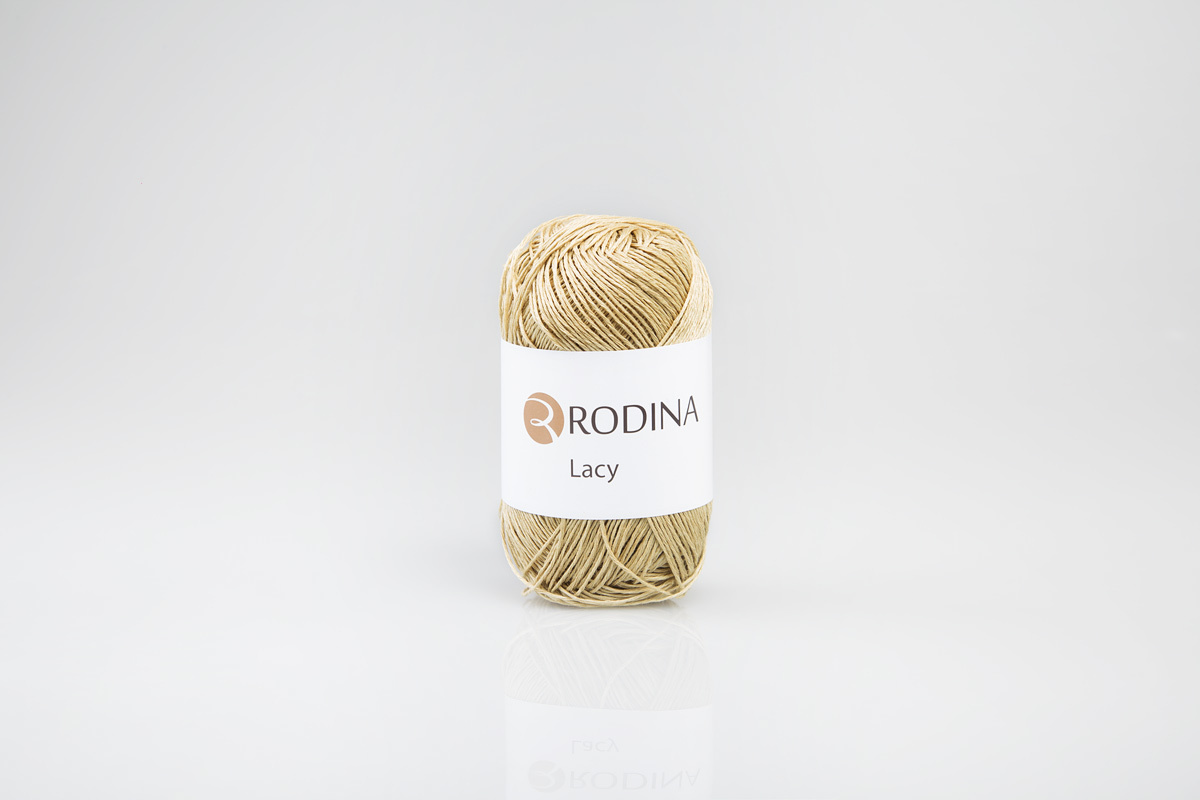 Пряжа LACY Rodina Yarns
