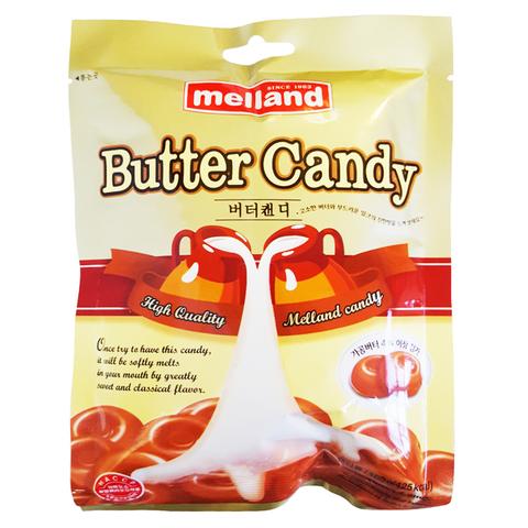 Леденцы Melland Butter Candy со вкусом сливок 100 гр