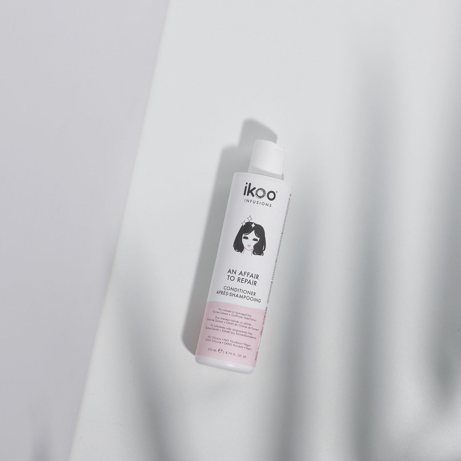 Кондиционер  ikoo An Affair to Repair Conditioner «НУ ВОТ… КАПРЕМОНТ!», 250 мл.