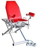 Кресло гинекологическое-урологическое электромеханическое «Клер» модель КГЭМ 01Е (3 электропривода)