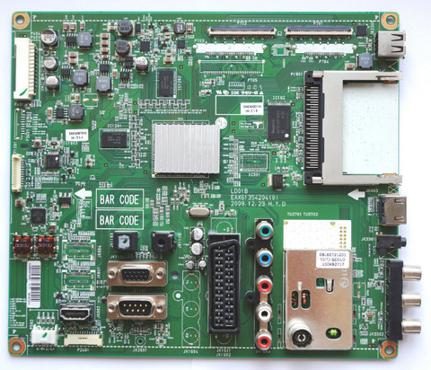 Mainboard EAX61354204(0) EBR70979501 EBL60721201 телевизора LGКопировать товар