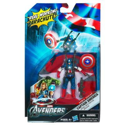 The Avengers Mission Pack Series 01