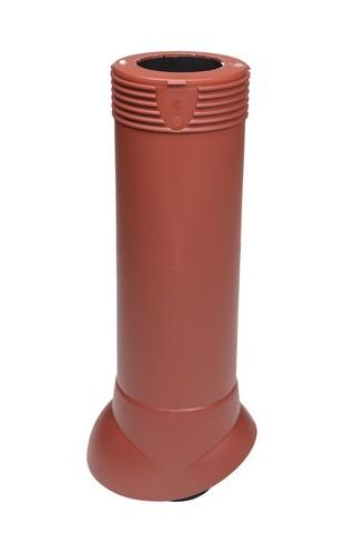 Вентиляционный выход 110 из 500 Vilpe красный