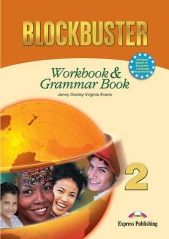 Blockbuster 2. Workbook & Grammar Book. Elementary. Рабочая тетрадь и грамматический справочник