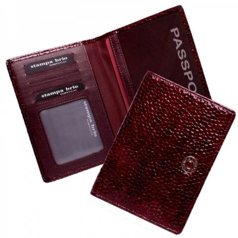 262 - Обложка для паспорта