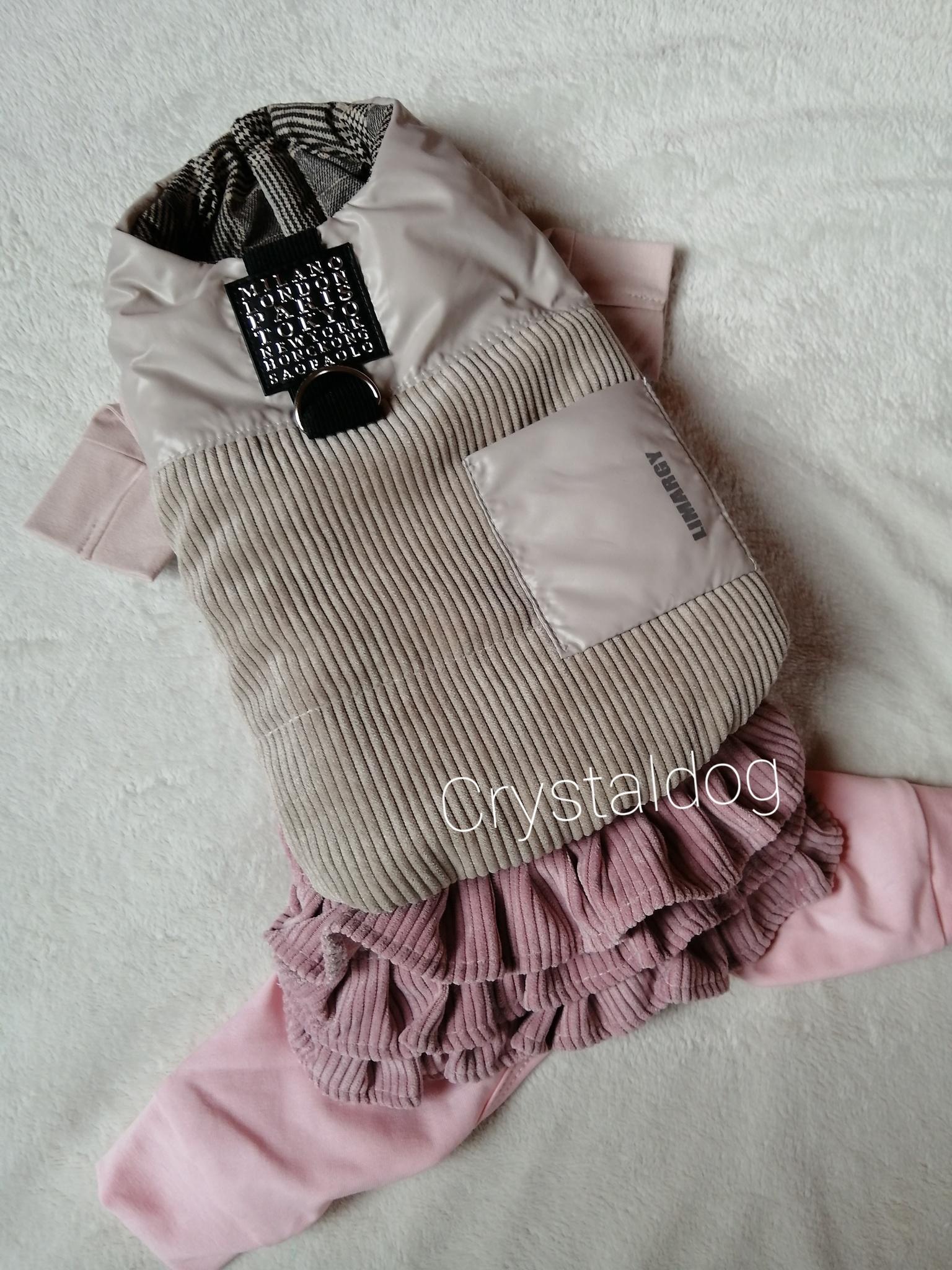 008-077 LM - Комплект куртка, юбка и свитшот (SM, M)