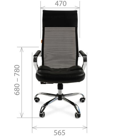 СН-700 сетка Кресло руководителя (CHAIRMAN)