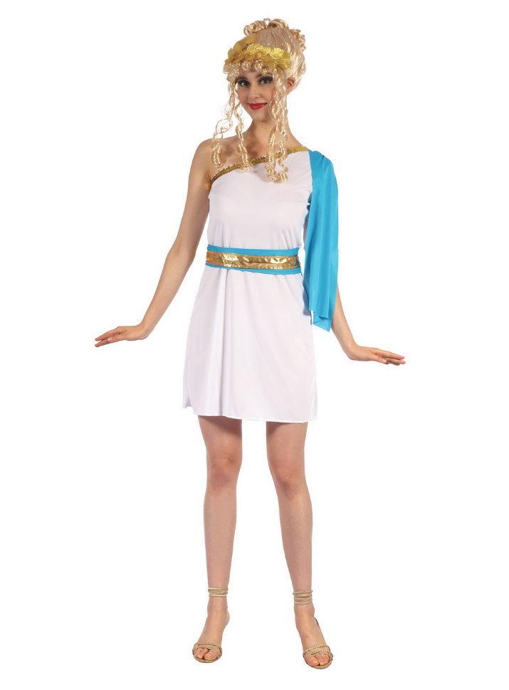 Костюм Греческой богини с венком