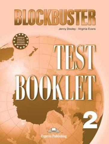 Blockbuster 2. Test Booklet. Elementary. Сборник тестовых заданий и упражнений
