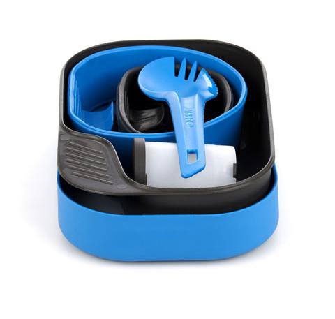 Портативный набор туристической посуды Wildo Camp-A-Box Complete