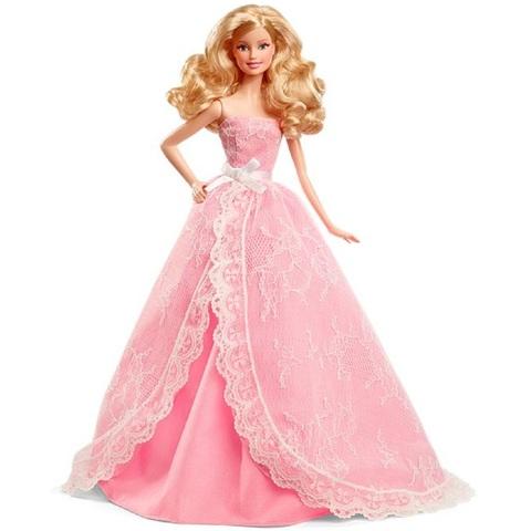 Барби Особенный День Рождения 2014 Блондинка