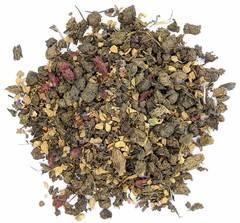 """Травяной эко чай с имбирем и корицей """"Восточный"""", чай с пряностями, 100 гр"""
