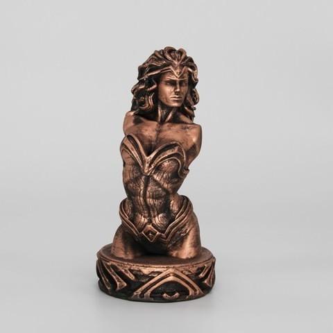 Бюст бронза Чудо Женщина