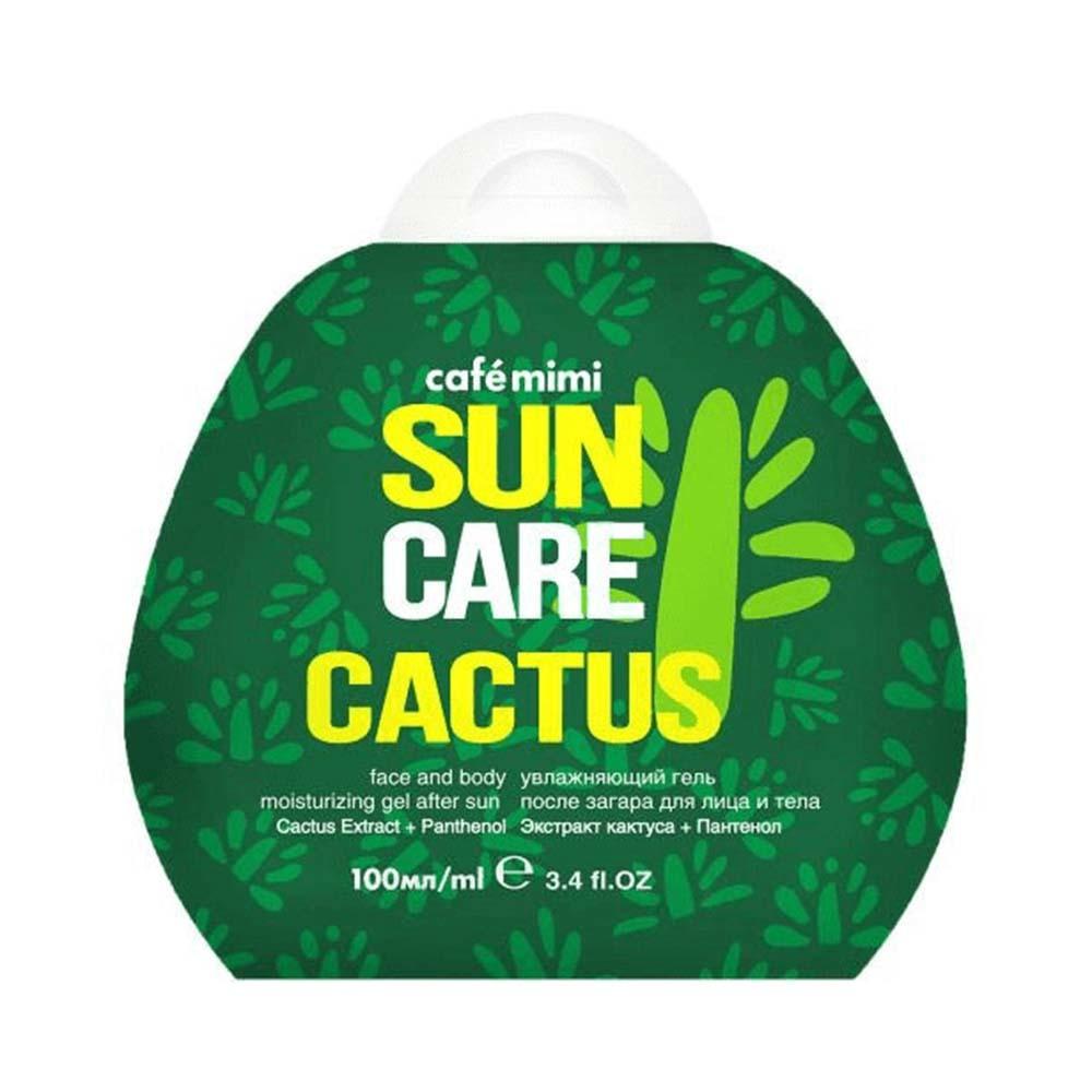 Гель увлажняющий для лица и тела Cactus