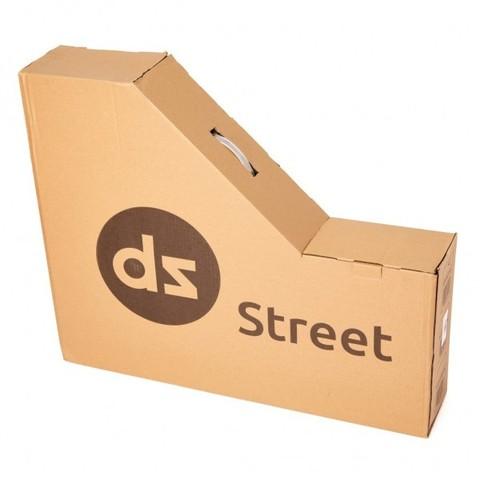 Трюковой самокат DS Street black-red