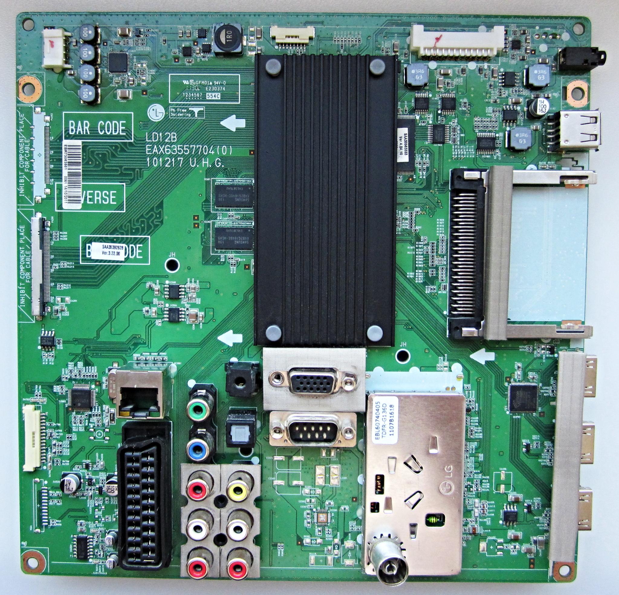 EAX63557704(0) EBR73063501