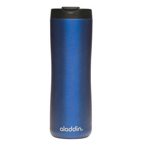 Термокружка Aladdin (0,47 литра) из нержавеющей стали, синяя