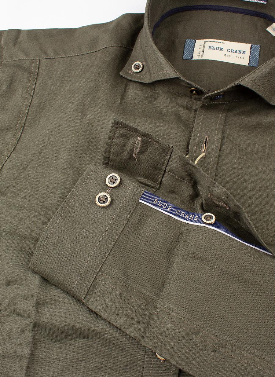Рубашка Blue Crane slim fit 3100337-590-190-000