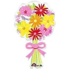 """Фигура """"Букет цветов маме"""""""