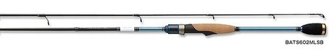 Спиннинг PROX BATS602MLSB SE(BL) 602MLS (Длина 1,80м, Тест 3,5-14гр)