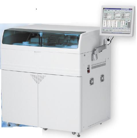 Биохимический анализатор Сапфир-500, SAPPHIRE 500 - Hirose Electronic System Co., Ltd, Япония