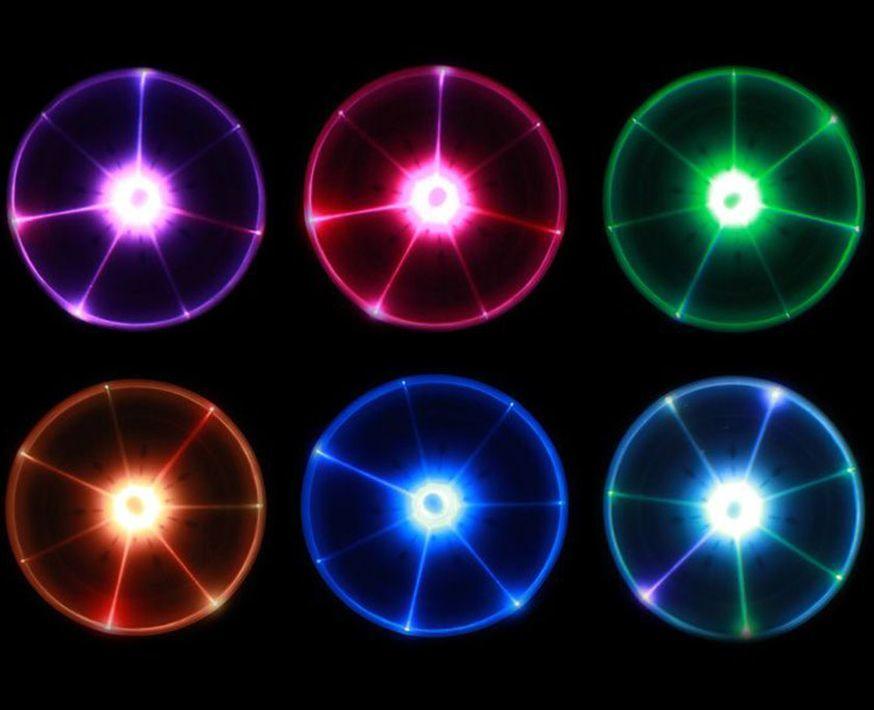 Фрисби с подсветкой Фото №3