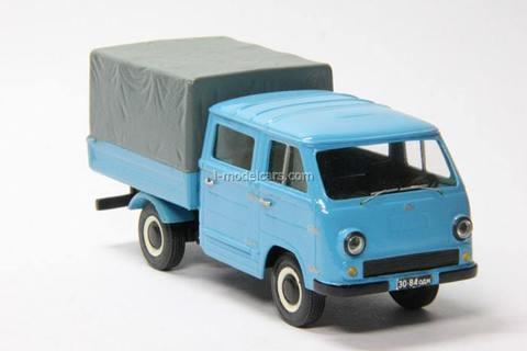 ERAZ-762 VDP awning (1991) Vector-models 1:43