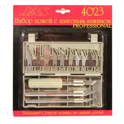 Аксессуары Набор ножей с цанговым зажимом, 22 предмета 4023.jpg