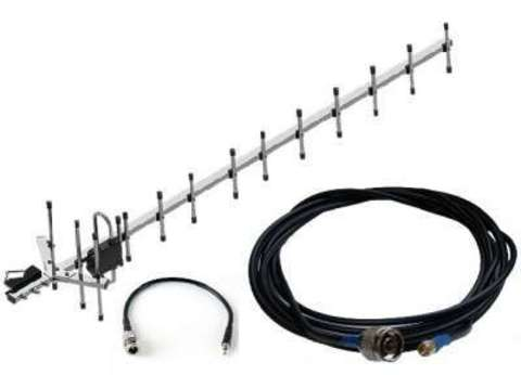 3G(900)-SET Дача Комплект усиления 3G сигнала для USB модемов (Huawei, Novatel, Sierra, ZTE, Yota)