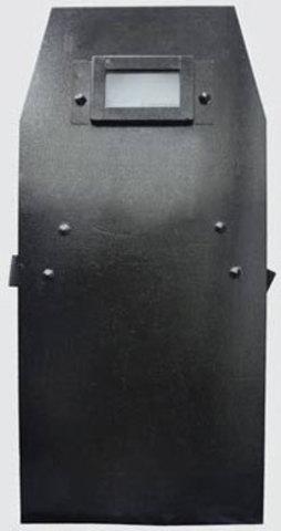Щит пулестойкий «ШТУРМ-4» с окном