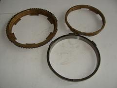 Кольцо синхронизатора 1-2 перед.трехконусное (Dymos 43360Т00360) аналог 43660Т02590/3163-1701150