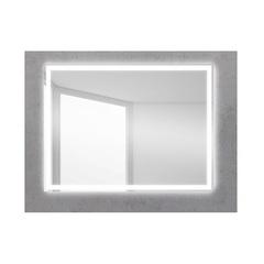 Зеркало с подсветкой 80х60 см BelBagno SPC-GRT-600-800-LED-BTN фото