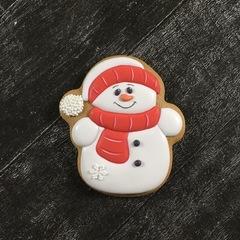 Снеговик №16