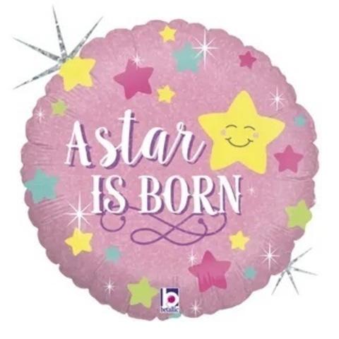 Шар круг A star is born