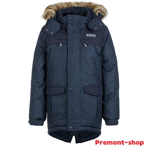 Парка Premont Зима Кингстон WP82405 DARK BLUE