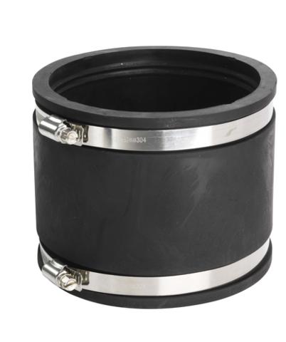 Соединительный гибкий фитинг EPDM Manchet 125-135мм