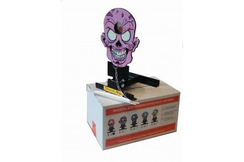 Мишень подъёмная для пневматики Z1 Зомби
