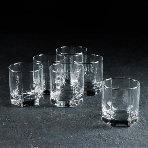 Набор из 6 стаканов для виски Танго, 250 мл