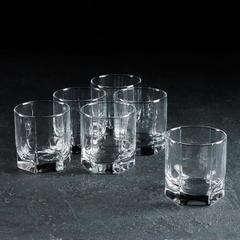 Набор из 6 стаканов для виски Танго, 250 мл, фото 1