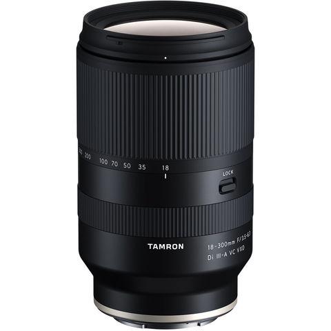 Tamron 18-300mm F / 3.5-6.3 Di III-A VC VXD (Модель B061) Sony E