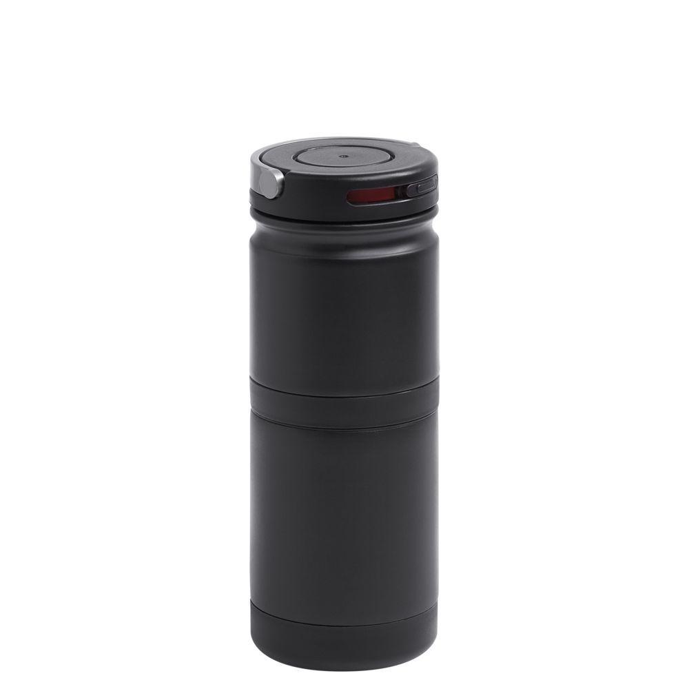 Golchi 2-in-1 Bottle, classic black