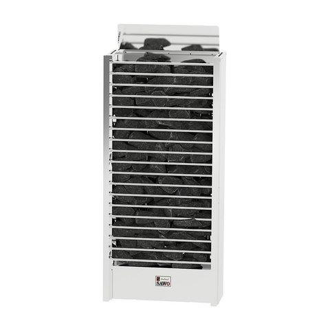 Электрическая печь SAWO MINI CIRRUS ROCK 2 CRR2-50NS-P (5 кВт, выносной пульт, нержавейка)