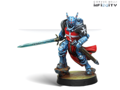 Knight Hospitaller (вооружен DA CC Weapon)