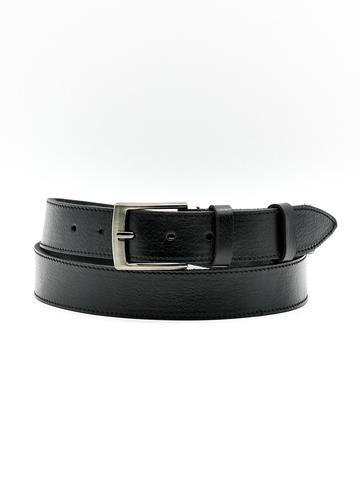 Ремень для брюк чёрный Doublecity RC34-08-01