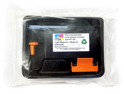 Печатающая головка ITSinks для HP 792 (CN704A) Magenta-Light magenta