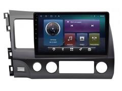 Магнитола Honda Civic 4D (2006-2011) Android 10 4/64GB IPS DSP 4G модель CB-2045TS10