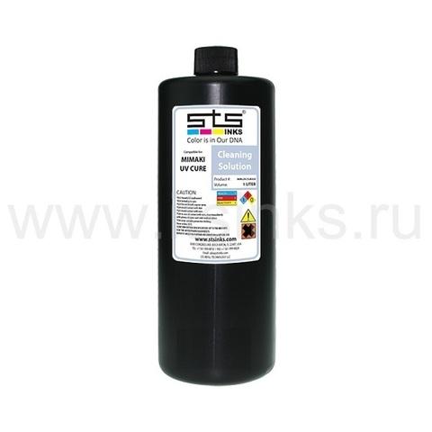 Промывочная жидкость STS для Roland ECO - UV Cleaning Solution 1000 мл