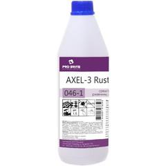 Профессиональная химия Pro-Brite AXEL-3. Rust Remover 1л (046-1), отпятен