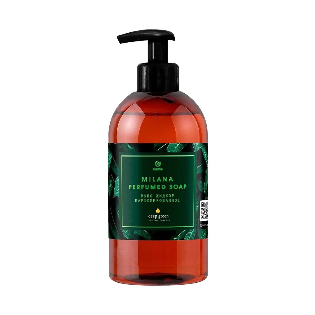 Жидкое мыло Milana Green Deep