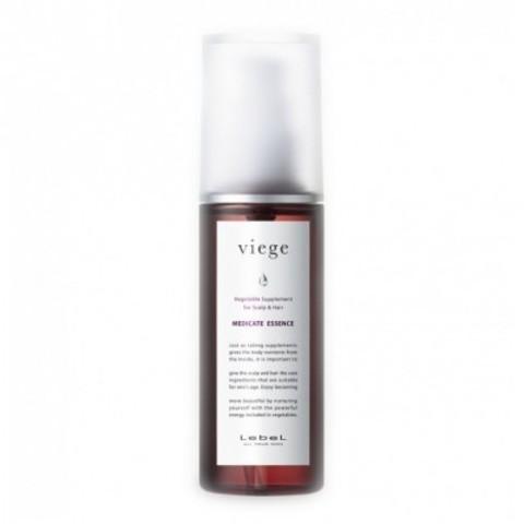 Lebel Viege: Эссенция для роста волос (Medicate Essence), 100мл
